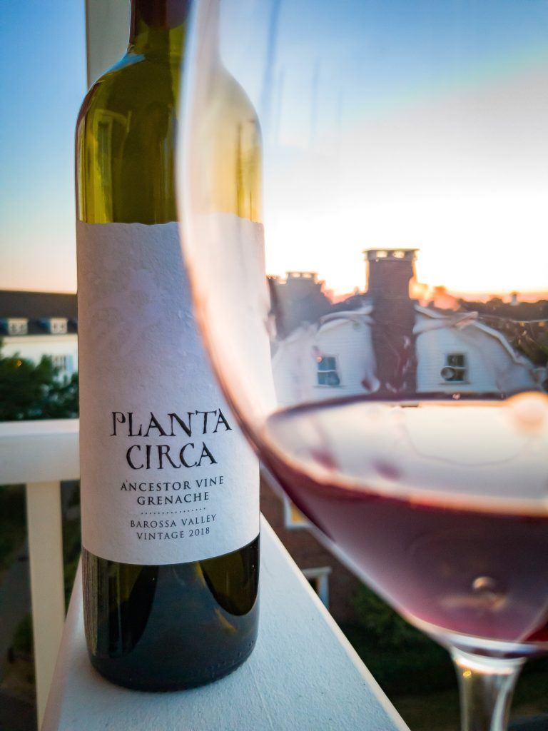 Purple Hands Wines Planta Circa Grenache 2018
