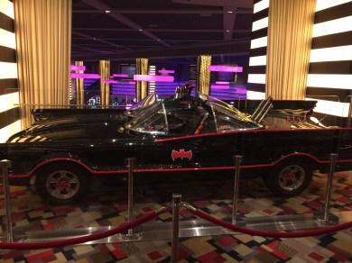 Old-School Batmobile