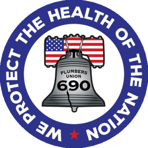 Endorsed by the Plumbers Union Local 690!