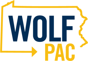 Endorsed by the Wolf PAC!