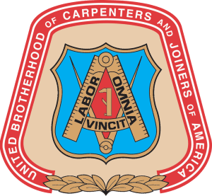 Endorsed by the Eastern Atlantic States Regional Council of Carpenters