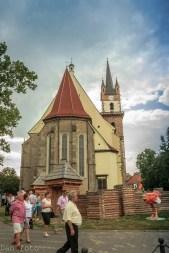Arhitectura- biserica săsească_