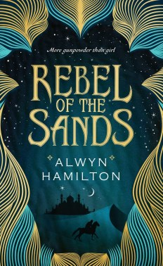Rebel of the Sands Alwyn Hamilton