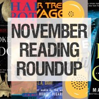 November 2016 Reading Roundup