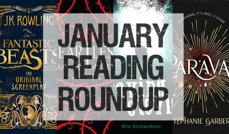 January 2017 Reading Roundup
