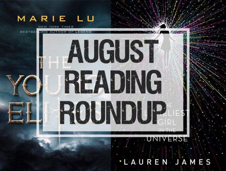 August Reading Roundup
