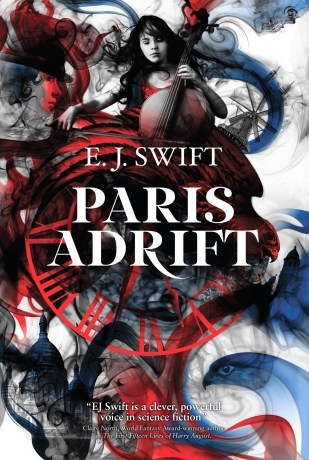 Paris Adrift - EJ Swift