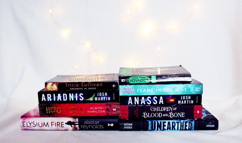 March 2018 Book Haul