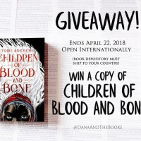Children of Blood and Bone Giveaway