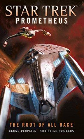 Star Trek Prometheus book 2 cover