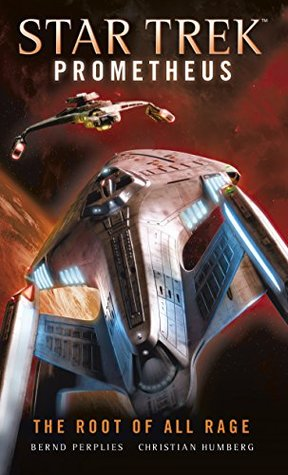 Star Trek Prometheus book 2 cover