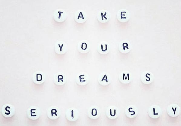 Take Care, Those Dreams