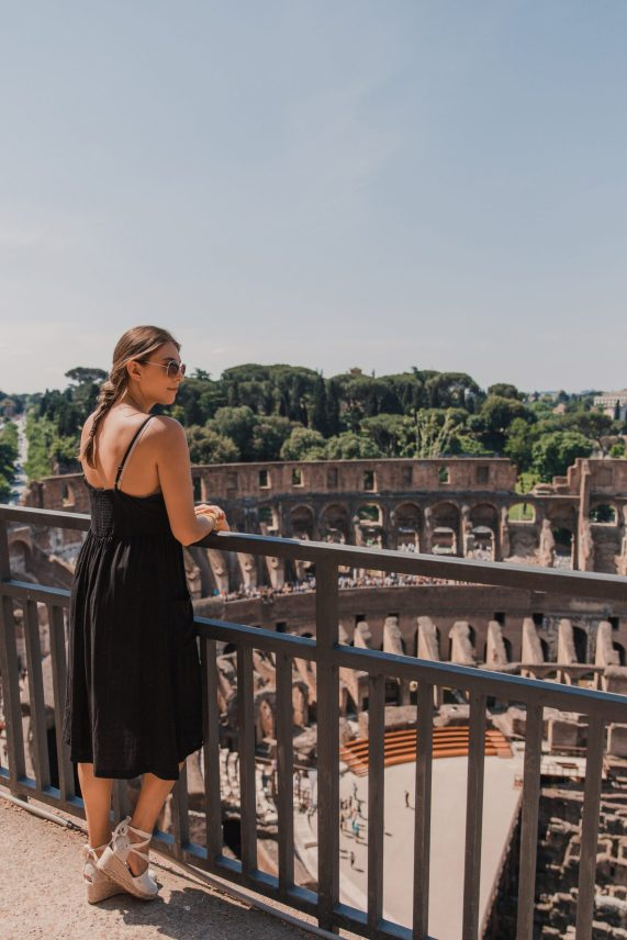 Visiting the Colosseum in Rome   How to Skip the Lines & Gain VIP Top Level Access