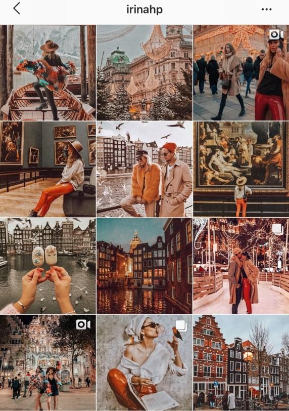 Organic Instagram Grwoth Tips Inspiration irinahp