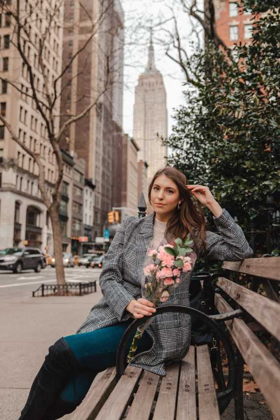 Photo Spots of the Empire State Building in NYC Instagram Approved | Dana Berez NYC Photography Ideas