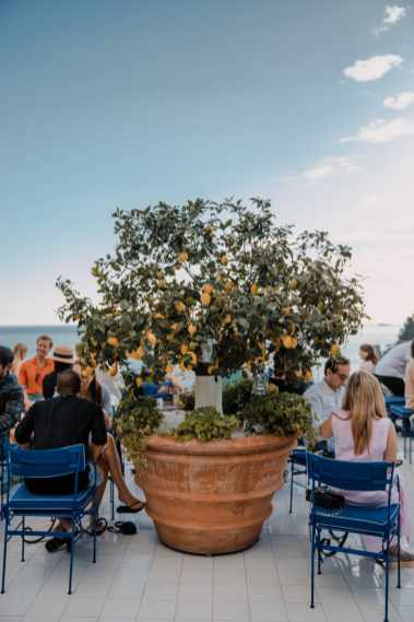 Can you travel to Positano Italy on a Budget? | How expensive is the Amalfi Coast - Dana Berez Positano Travel Guide: Franco's Bar