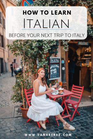 Learning Italian With Rosetta Stone