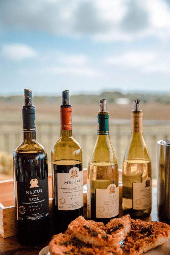 malta wine