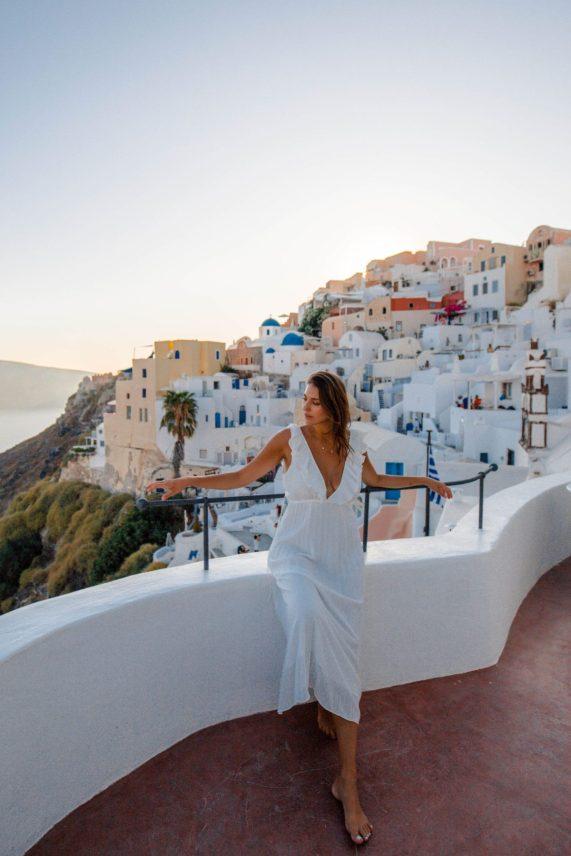Top Ten Santorini Instagram Spots   Best Locations and Photo Tips   Dana Berez Greece Travel Guide