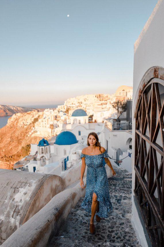 Blue Dome Santorini