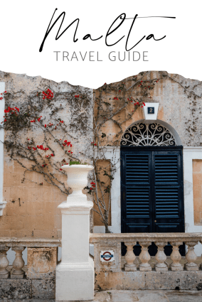 Ultimate Malta Travel Guide