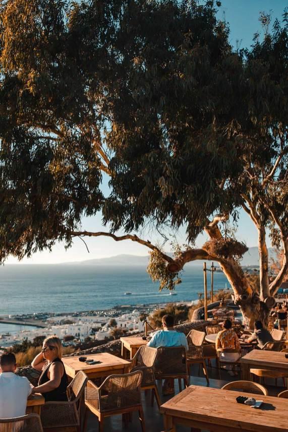 Fun Mykonos Travel Guide: Mykonos Greece Photography Where to drink