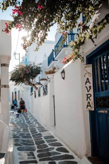 Fun Mykonos Travel Guide: Mykonos Greece Photography Mykonos Town