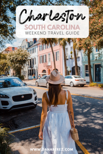 Charleston Weekend Getaway Guide