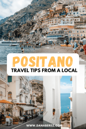 Positano Travel Tips
