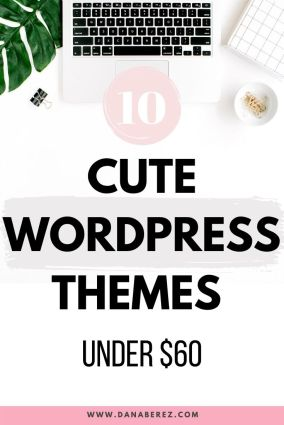 best wordpress themes for bloggers under $60