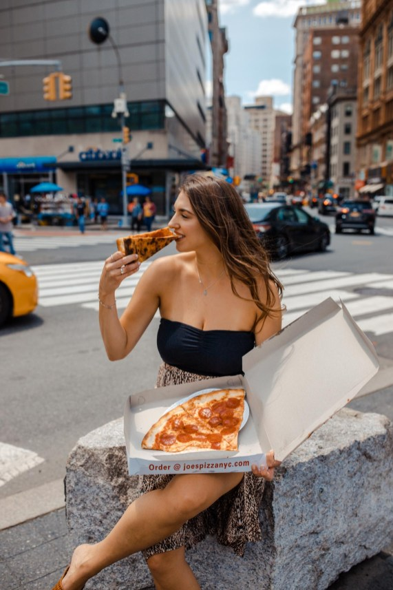 Things to eat in NYC