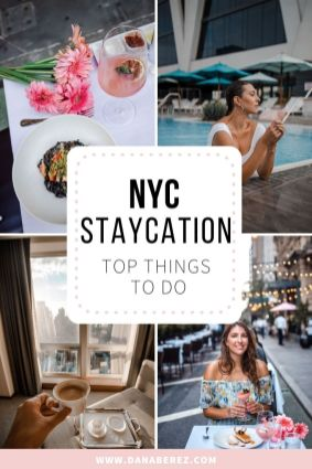 Staycation in NYC