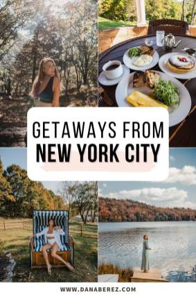 weekend getaways from nyc