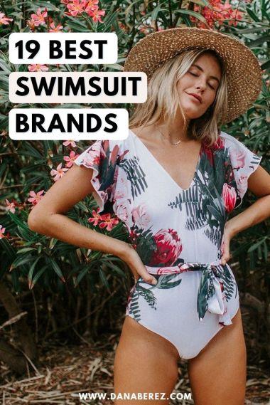 Best swimsuit brands