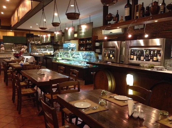 Trattoria Toscana will not disapppoint