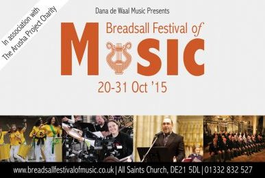 Breadsall Festival of Music 2015 Post Featured Image