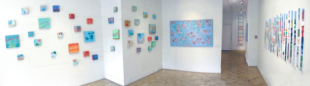 Transcapes, 2006, Bridgette Mayer Gallery