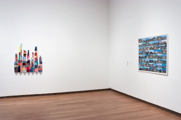 Installation view, 2017 Florida Prize in Contemporary Art