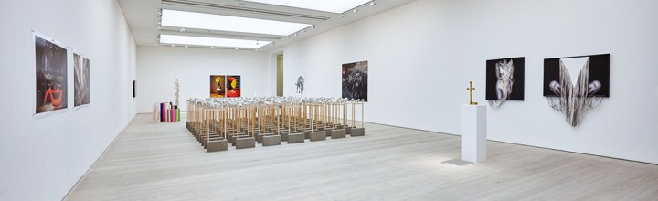 Group Exhibition at London's Saatchi Gallery during START