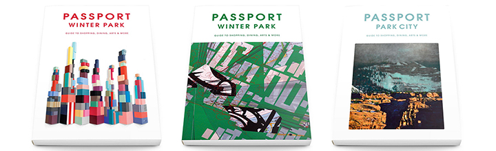 Cover and Profile with Passport Winter Park