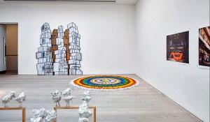 Totem, Saatchi Gallery, London