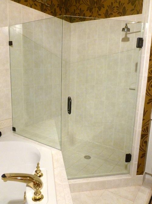 Replacement Glass Shower Door Richmond Va Frameless Shower Doors