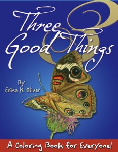 ThreeGoodThingsColoringBook