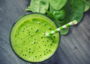 My Mean Green Smoothie