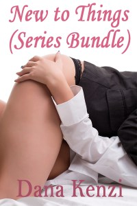 New to Things Book Series Bundle Cover Thumbnail JPEG
