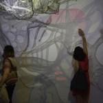 Lightsense installation 'I'll Tell You Tomorrow'