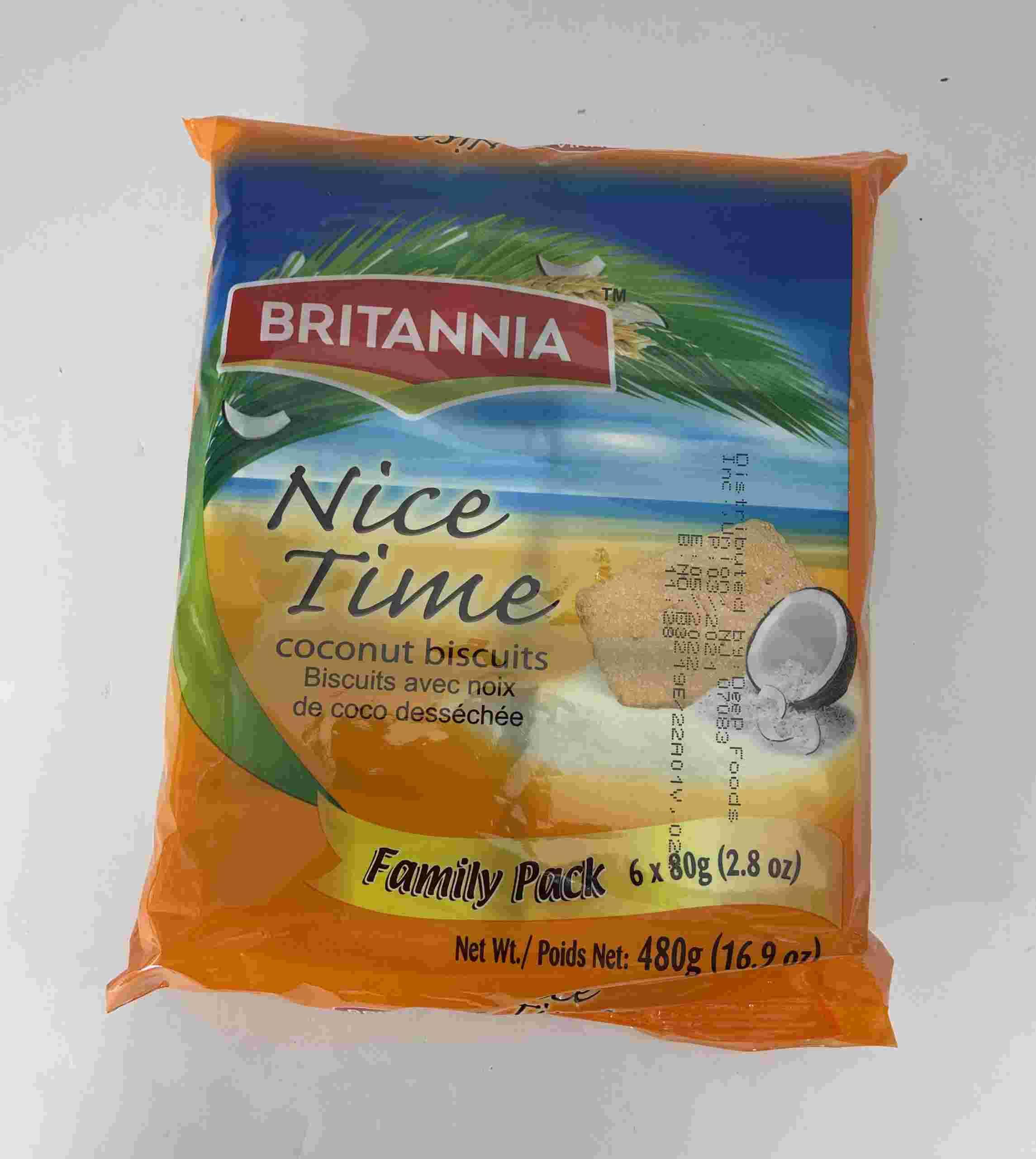 Britannia Nice Time