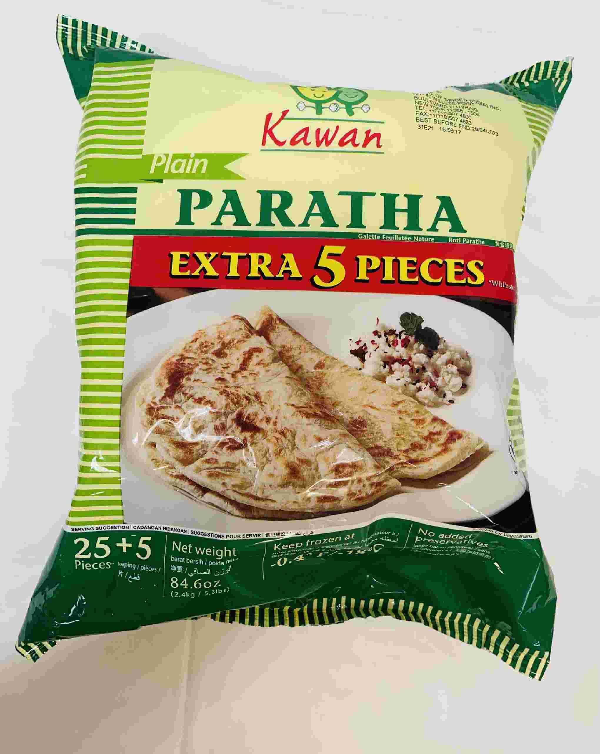 Kawan Plain Paratha 25 Pices