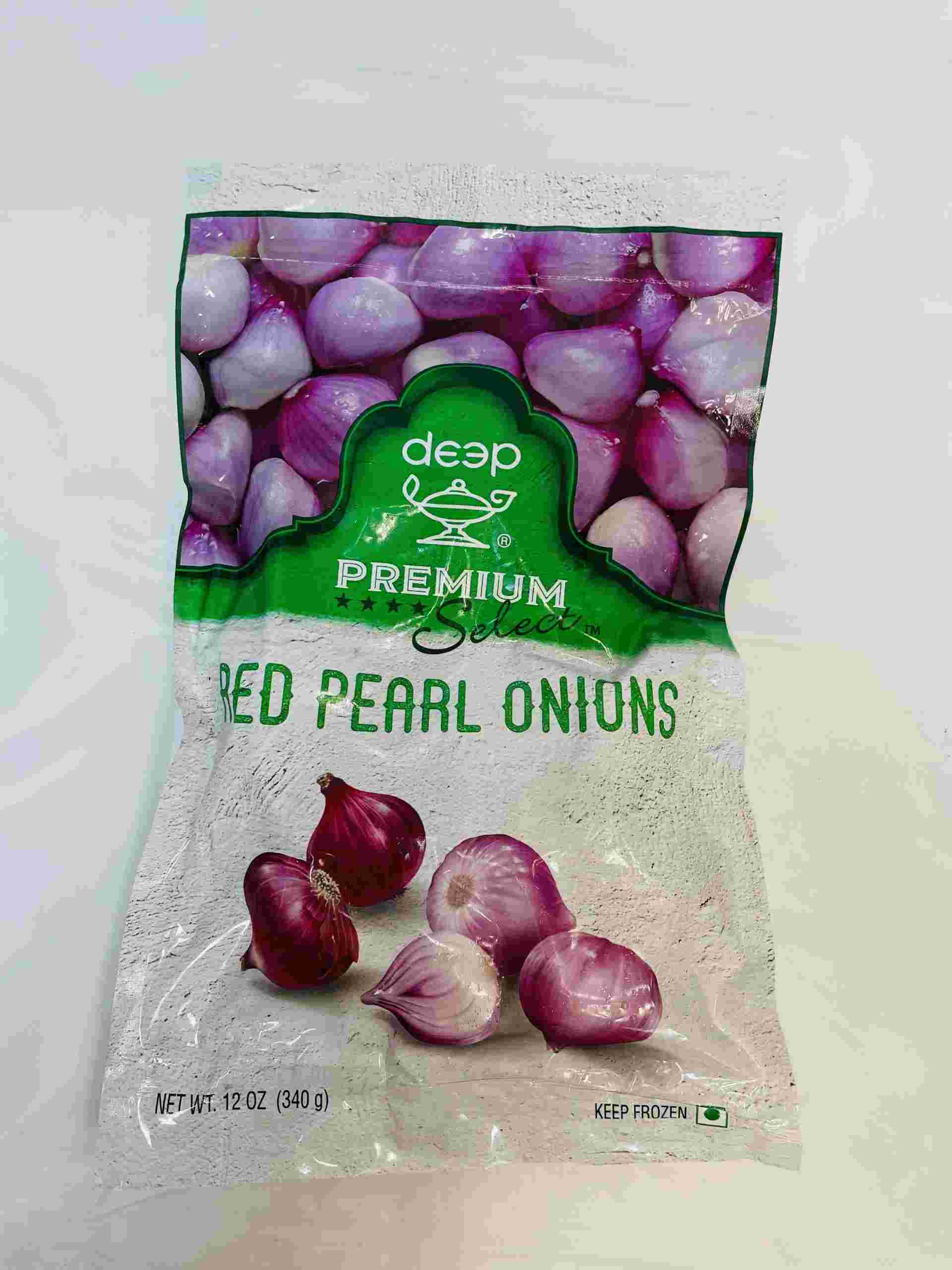 Deep  Red Pearl Onions