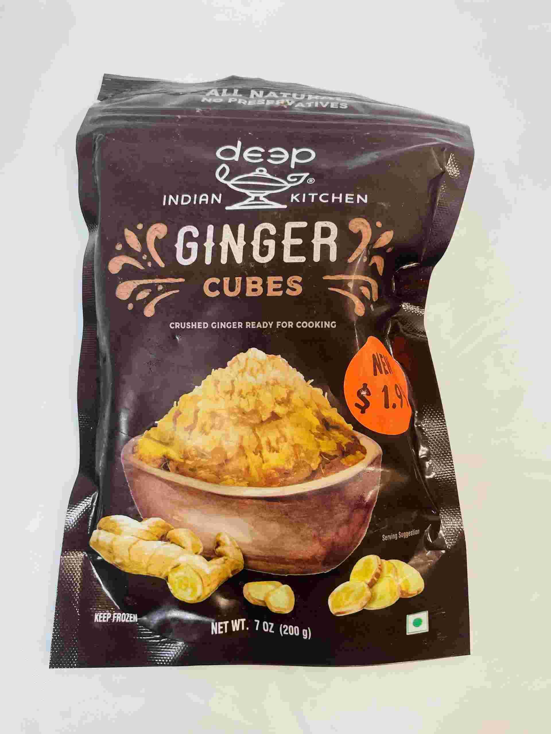 Deep  Ginger (Cubes)